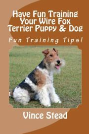 Have Fun Training Your Wire Fox Terrier Puppy & Dog, Stead Vince