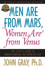 Men Are from Mars, Women Are from Venus, Gray John