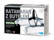 Green Science Katamaran z butelek PET,