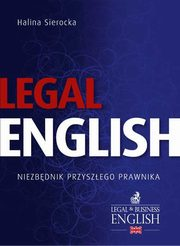 Legal English, Sierocka Halina