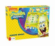 Sponge Bob Junior Bingo,