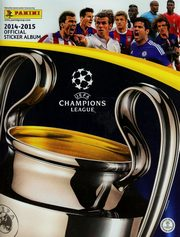 Album do wklejania UEFA CHAMPIONS L,