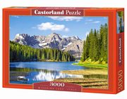 Puzzle Misurina Lake, Italy 3000,