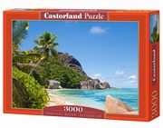 Puzzle Tropical Beach, Seychelles 3000,