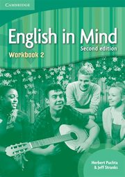 English in Mind 2 Workbook, Puchta Herbert, Stranks Jeff
