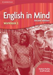 English in Mind 1 Workbook, Puchta Herbert, Stranks Jeff