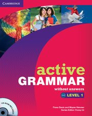Active Grammar  1 without Answers + CD, Davis Fiona, Rimmer Wayne