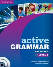 Active Grammar 2 with Answers + CD, Davis Fiona, Rimmer Wayne