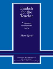 English for the Teacher, Spratt Mary