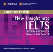 ksiazka tytuł: New Insight into IELTS Student's Book Audio CD autor: Vanessa Jakeman , Clare McDowe