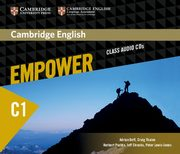Cambridge English Empower Advanced Class Audio 4CD, Doff Adrian, Thaine Craig, Puchta Herbert, Stranks Jeff, Lewis-Jones Peter