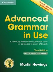 ksiazka tytuł: Advanced Grammar in Use Book with Answers and eBook autor: Hewings Martin