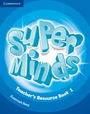 ksiazka tytuł: Super Minds 1 Teacher's Resource Book with CD autor: Reed Susannah
