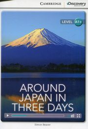 Around Japan in Three Days High Beginning Book with Online Access, Beaver Simon