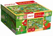 Ludattica Giant Puzzle The Wood 48,