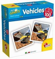 I'm a Genius Memoria 100 Vehicles,