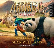 Spirit Animals 3 Więzy krwi, Nix Garth, Williams Sean