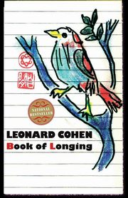 Book of Longing, Cohen Leonard