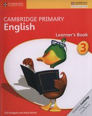 Cambridge Primary English Learner?s Book 3, Budgell Gill, Ruttle Kate