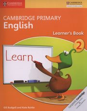 Cambridge Primary English Learner?s Book 2, Budgell Gill, Ruttle Kate
