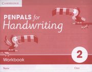 Penpals for handwriting  Year 2 Workbook, Budgell Gill, Ruttle Kate