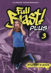 FULL BLAST PLUS 3 STUDENT'S BOOK,