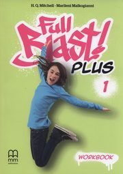 FULL BLAST PLUS 1 WORKBOOK (INCLUDES CD-ROM),