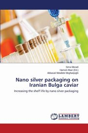 Nano Silver Packaging on Iranian Bulga Caviar, Moradi Sima